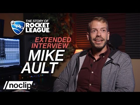 The Music & Sounds Of Rocket League With Mike Ault