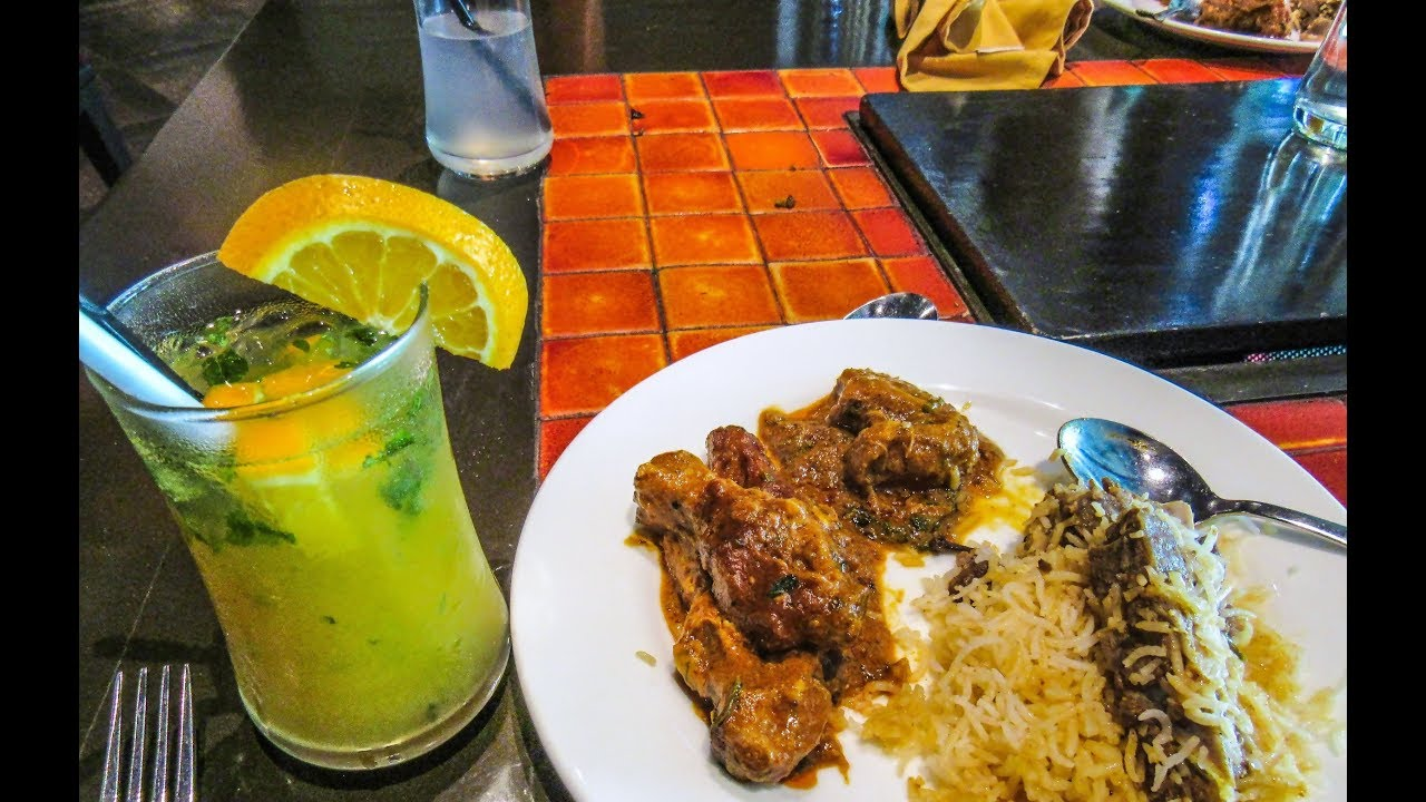Flame Grill Buffet Lunch Mani Square Kolkata Episode 18