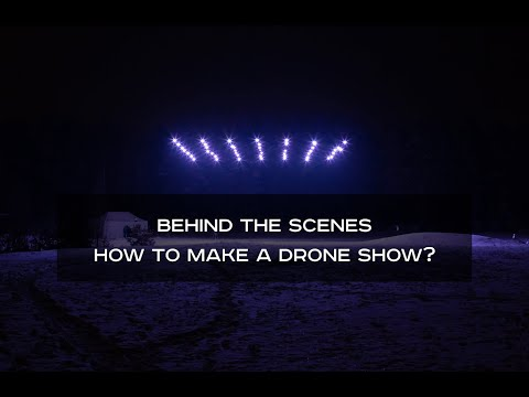 Create mesmerising drone shows! | Drone Show Software