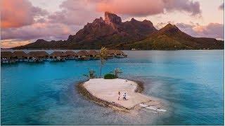 Romance Abounds at Four Seasons Resort Bora Bora