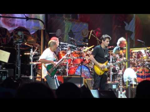 Dead & Co Fenway Park 6/17/17 Dancin' In The Streets (Jam)