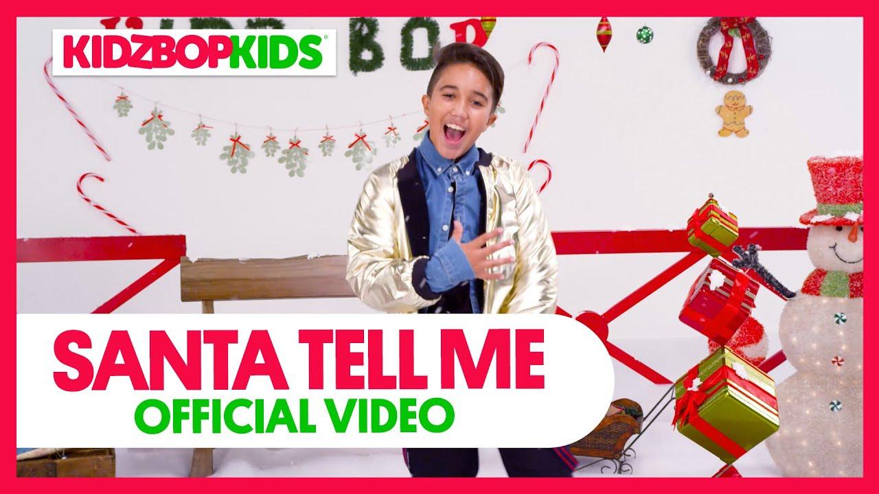 KIDZ BOP Kids - Santa Tell Me (Official Music Video) [KIDZ BOP ...