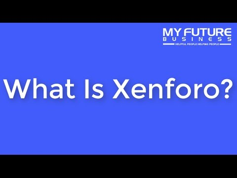 What Is Xenforo?
