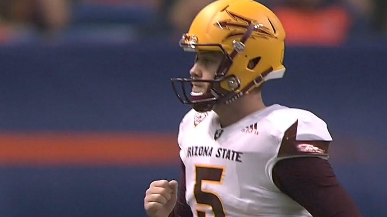 ASU football rewind: Sun Devils win thriller against Washington State