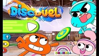 Gumball Şaşırtıcı Dünya - DİSK DÜELLO [Cartoon Network Oyunları]