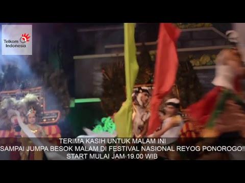 Live Streaming Grebeg Suro Ponorogo