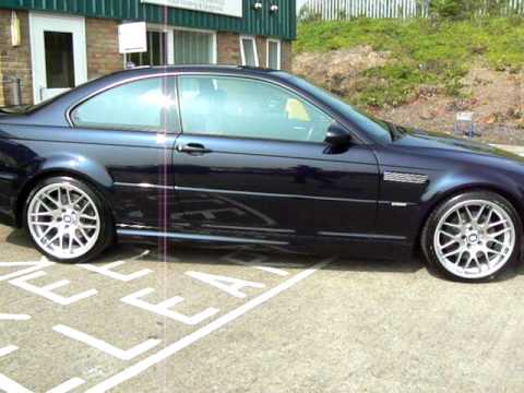 Bmw E46 M3 Carbon Black After Detail Youtube