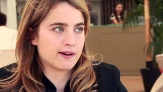 Adèle Haenel - CANNES 2014