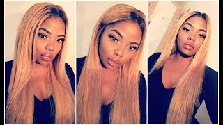 How to get your bundles ASH BLONDE! | ft The Raw Virgin Hair Boutique