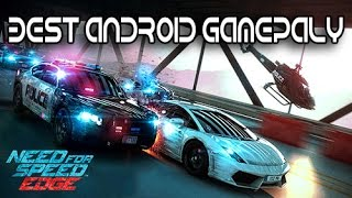 Need For Speed EDGE Early Access Android Gameplay