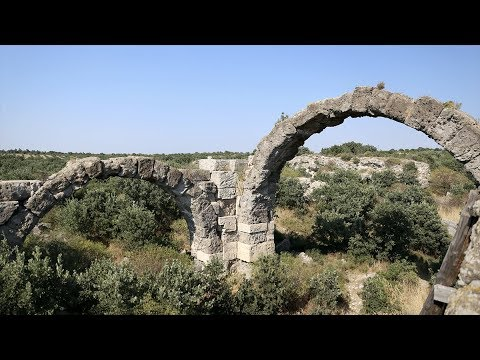 The Ancient City of Alexandria Troas, Turkey