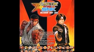Arcade longplay - CAPCOM VS SNK   Millenium Fight 2000