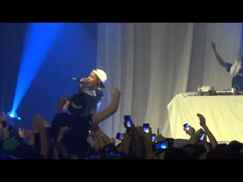 A$AP Rocky - PMW (All I Really Need) (Live)