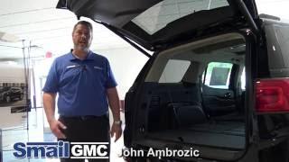 2017 GMC Acadia - Cargo and Storage Demo
