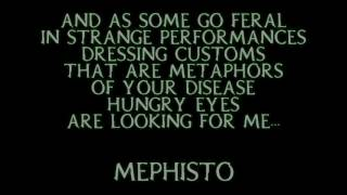Moonspell - Mephisto Lyrics