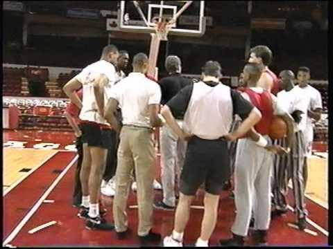 1990 - 1991 CHICAGO BULLS NBA PLAYOFFS 20TH YEAR ANNIVERSARY NBA FINALS #1