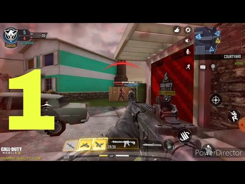 Call of Duty: Mobile - Gameplay Walkthrough Part 1 - Tutorial Android)