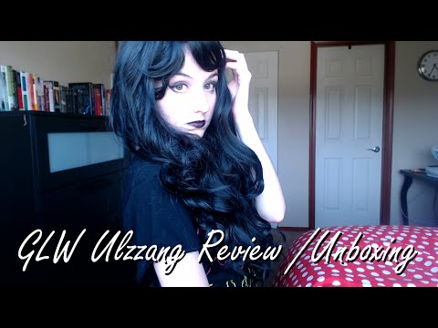Ulzzang Gothic Lolita Wigs Unboxing / Review