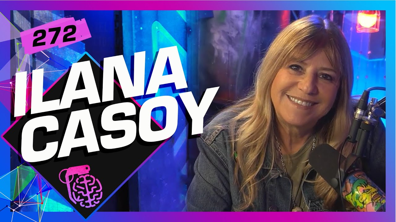 Download ILANA CASOY - Inteligência Ltda. Podcast #272