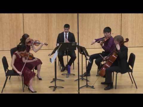 MYS Chamber Music Concert, Feb 14: Brahms