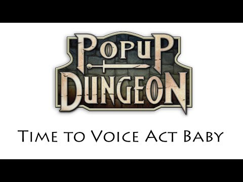 So I'm Going to Voice Act
