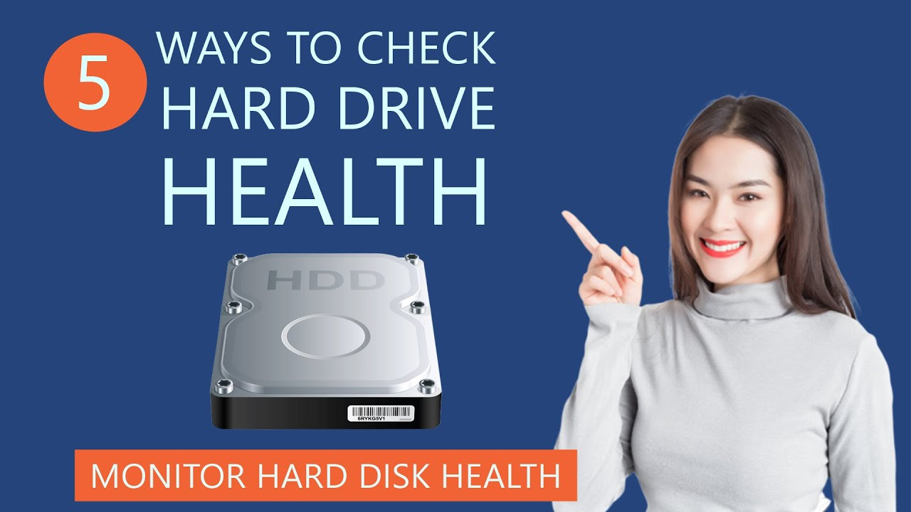 5 Methods to Check your Hard Drive Health in Windows 10 | Know about Bad Sector