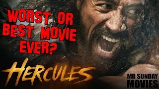 HERCULES 2014 Review - Best Or Worst Movie Ever?