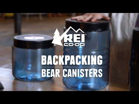 How To Choose Bear Canisters || REI
