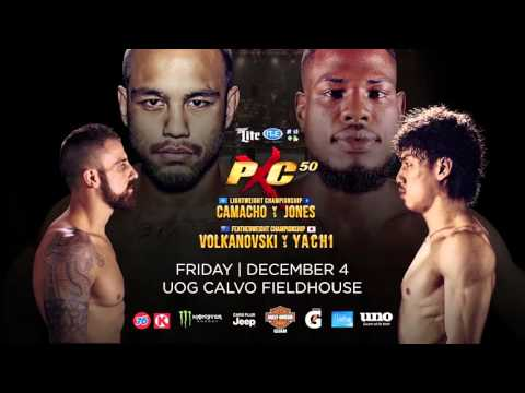 PXC 50 | Primer | Camacho vs. Jones