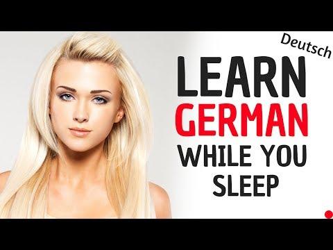 Learn German While You Sleep 😴 Daily Life In German 💤 German Conversation (8 Hours)