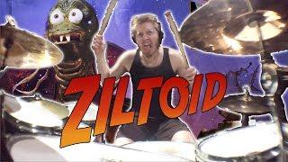 Ziltoid Attaxx (by Devin Townsend) Drum Jam