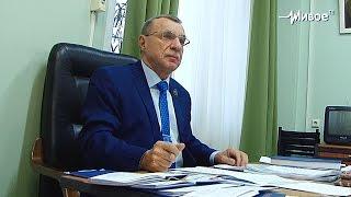Профессор. Директор Юридического института ТГУ Владимир Уткин
