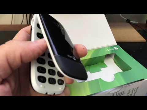 DORO PHONEEASY 632 Unboxing Video – in Stock at www.welectronics.com