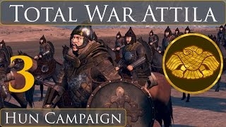 Total War Attila Hun Campaign 3 Flies on Stink