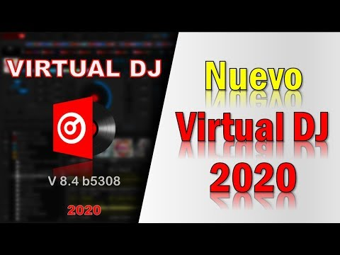 🎧 Nuevo Virtual Dj 2020
