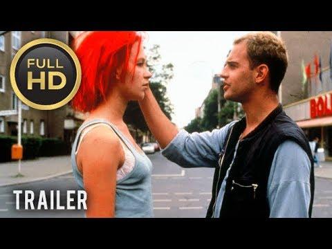 ???? RUN LOLA RUN (1998) | Full Movie Trailer | Full HD | 1080p