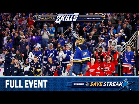 2020 Bud Light NHL Save Streak