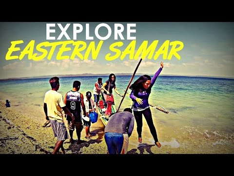 "EXPLORE EASTERN SAMAR ! ""A hidden EcoTourism Paradise"" - Philippines - *WATCH in HD*"