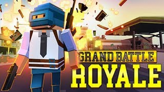 ЛУЧШИЙ ПИКСЕЛЬНЫЙ PUBG? - Grand Battle Royale: Pixel War