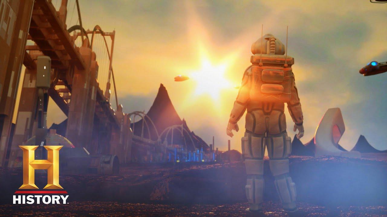 Download Ancient Aliens: Humankind's RETURN to Mars (Season 16) | History