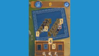 Solitaire Adventures Card Game - Gameplay video