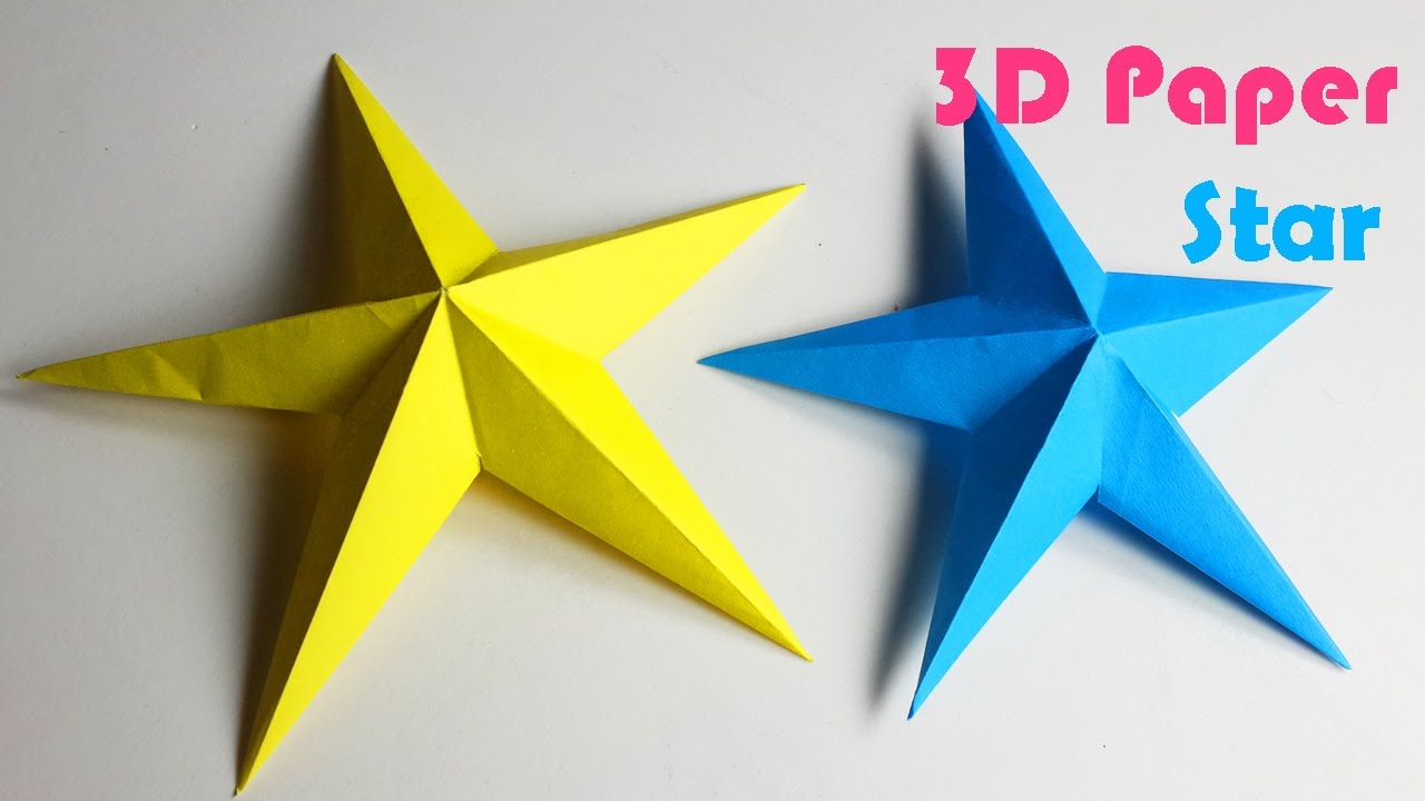 paper stars Find out how to fold various types of origami stars there are 4, 5, 8 pointed stars, lucky stars, modular stars and even pop-up star.
