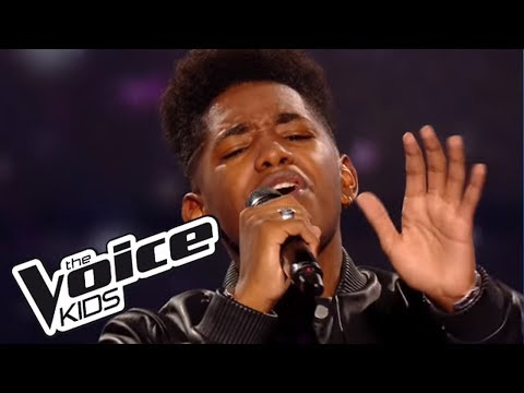 Run to You - Whitney Houston | Lisandro | The Voice Kids 2015 | Finale