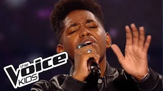 Run to You - Whitney Houston | Lisandro | The Voice Kids 201...