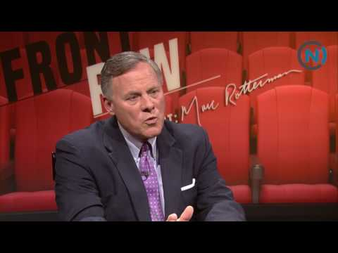 Richard Burr on Second Cold War With Russia