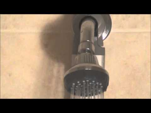 high flow high pressure shower head