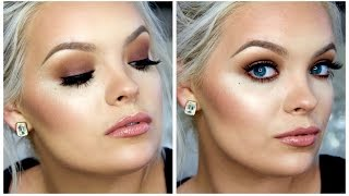 Smokey Bronze Makeup Tutorial