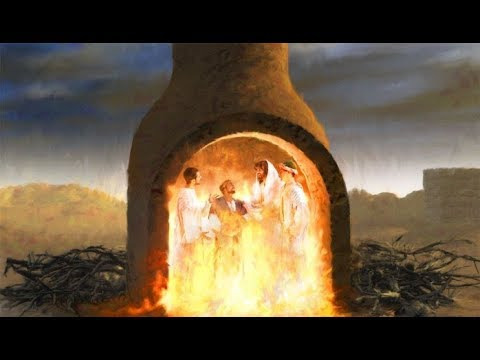 Bullshit Bible stories: The fiery furnace!