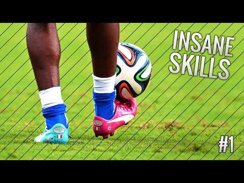 Insane Football Skills - Volume 1 - 2014/15 HD