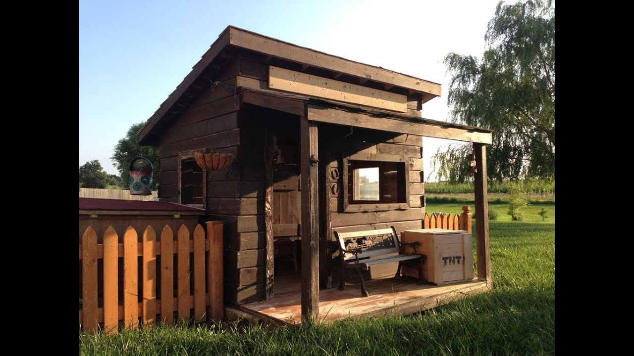 Mini Haus Aus Holz Selber Bauen Haus Bauen Aus Holz Haus Selber